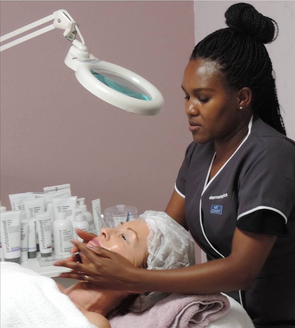 Dermalogica ProSkin60 treatment now offered after 6 pm