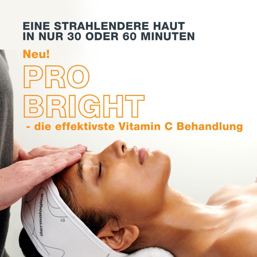NEU Dermalogica ProBright Behandlung